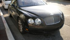 Black Bentley Continental GT front Free Picture Download Image Of