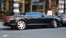 Black Bentley GTC  High Resolution Wallpaper Free
