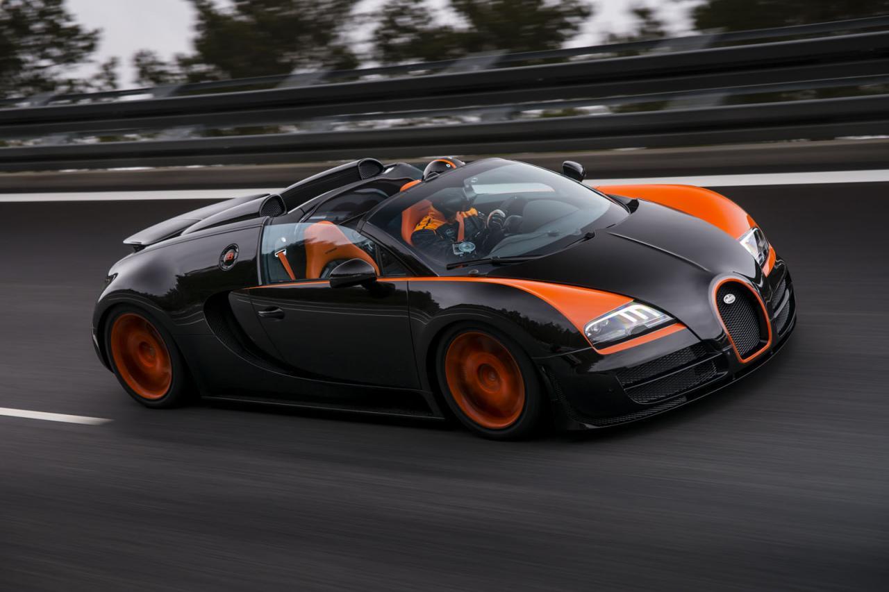 Cars Bugatti Veyron 16.4 Grand Sport Vitesse World Record Car Edition Gallery Free