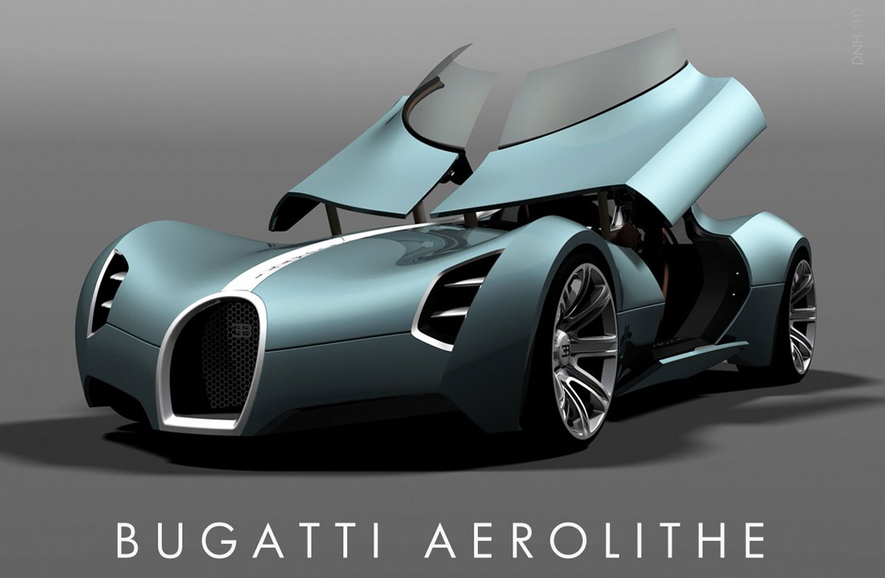 car Bugatti Aerolithe Concept Rendering is a futuristic sportscar created by Free Picture Download Image Of