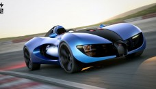 Car Bugatti Type Zero Electric Sports Concept Free Picture Download Image Of