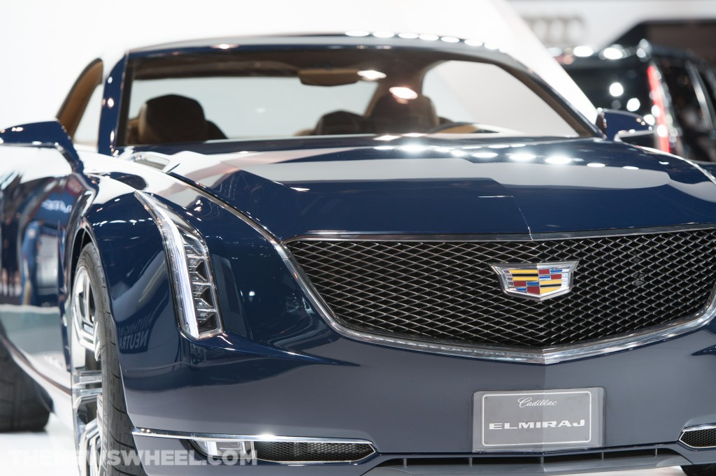 Cadillac Elmiraj Production models Free Download Image Of