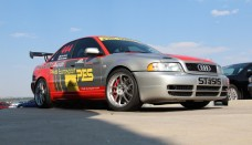 Chris Sarian Audi S4 at Phil Long Audi Free Download Image Of