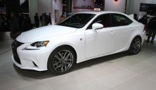 Detroit 2013 Lexus IS F Sport Cars Pictures Amazing Desktop Backgrounds