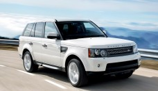 Gambar Land Rover Range Rover Sport Supercharged Pose Desktop Backgrounds