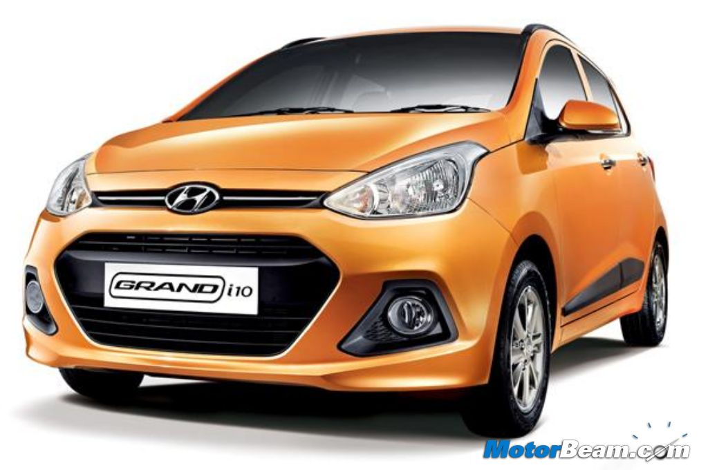 Hyundai Grand i10 First Drive Review Desktop Backgrounds