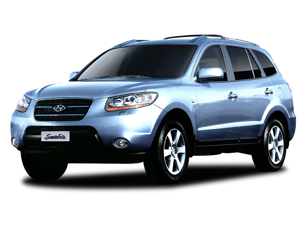 Spare Parts for Hyundai Santa Fe Edition Wallpapers HD