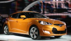 Hyundai Veloster Inicialmente Wallpapers HD