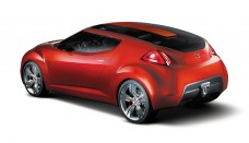 New Hyundai Veloster Rear Angle Pictures and Overview Wallpapers HD
