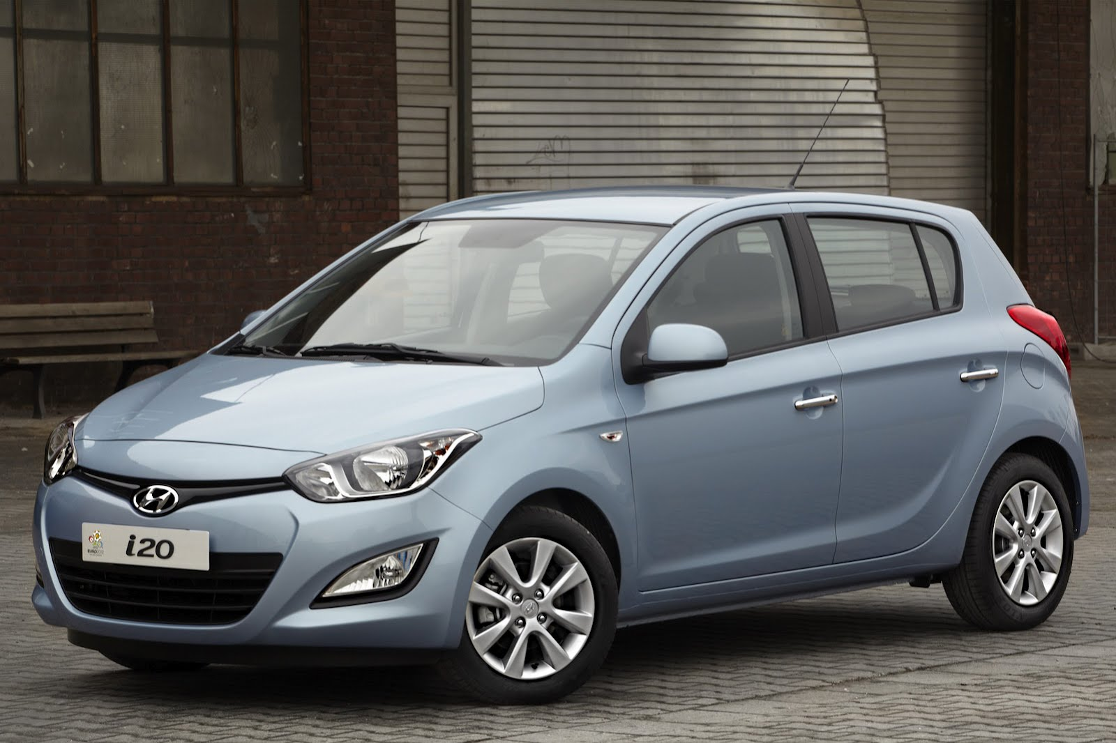Hyundai i20 facelift Wallpapers Desktop Download