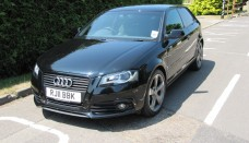 Audi A3 S-Line Black Edition TFSI Free Download Image Of