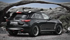 AHG Sports Shows 280HP Tuned Infiniti FX30dS Wallpapers Download