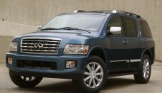 Used Infiniti QX56 Wallpapers Download