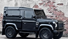 Kahn Land Rover Defender Harris Tweed Edition Desktop Backgrounds