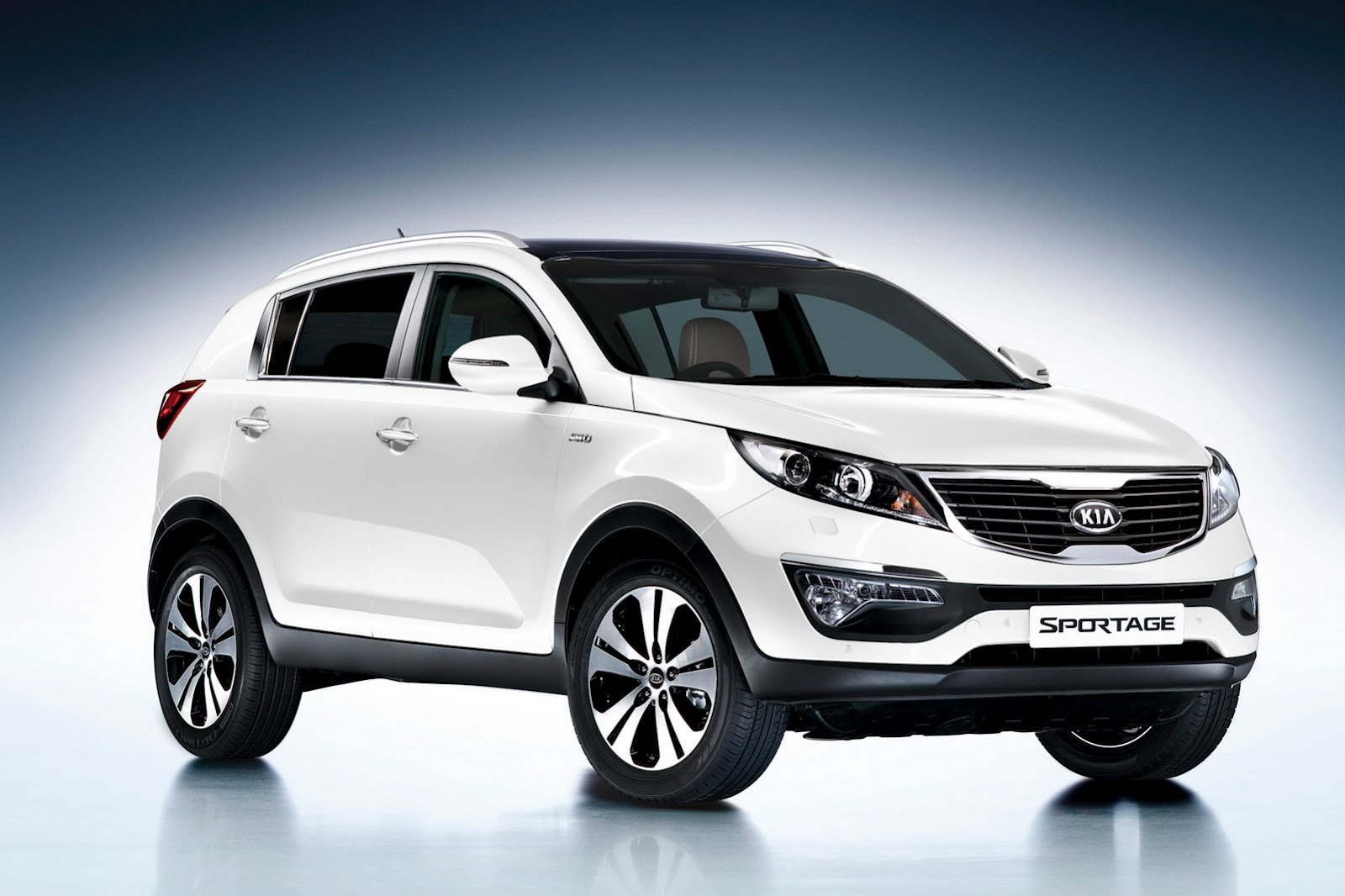Kia Sportage KX-4 Wallpapers HD