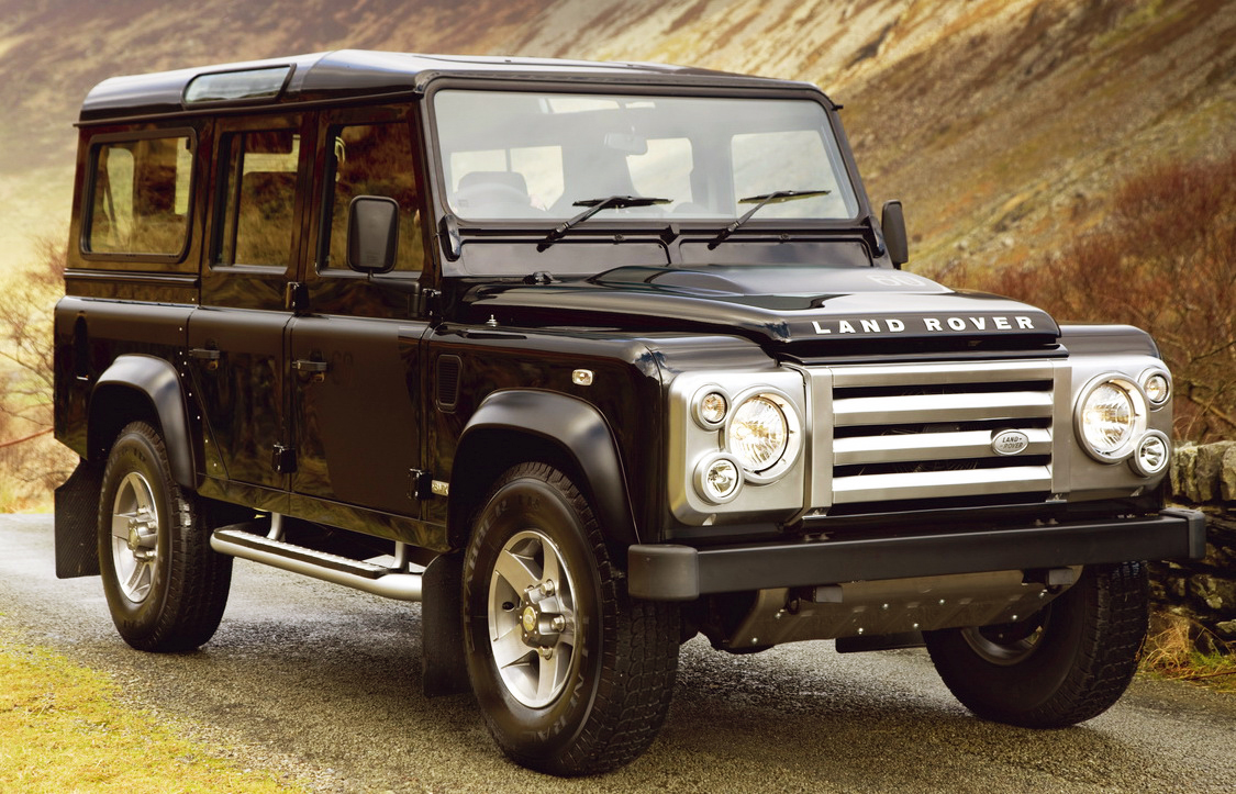 Land Rover Defender electric become one of offroad car Free Download Image Of