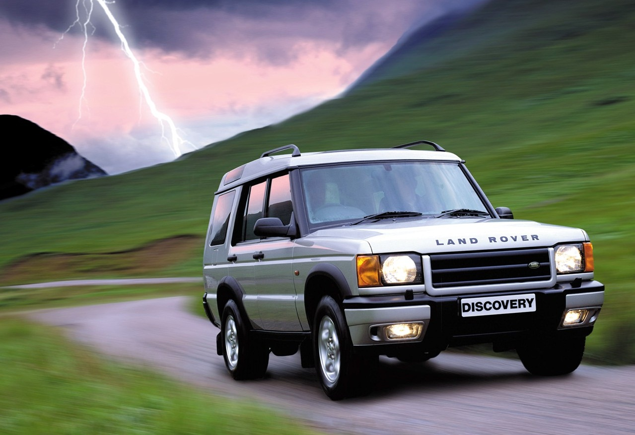 Land Rover Discovery awarie i problem Wallpapers Desktop Download Wallpaper