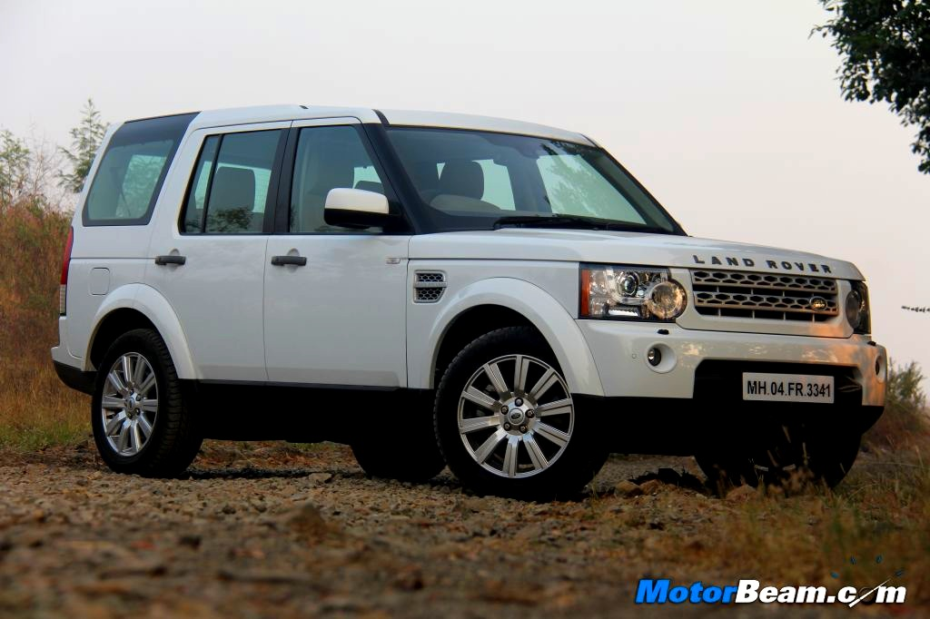 Land Rover Discovery 4 Test Drive Review photos Pose Desktop Backgrounds