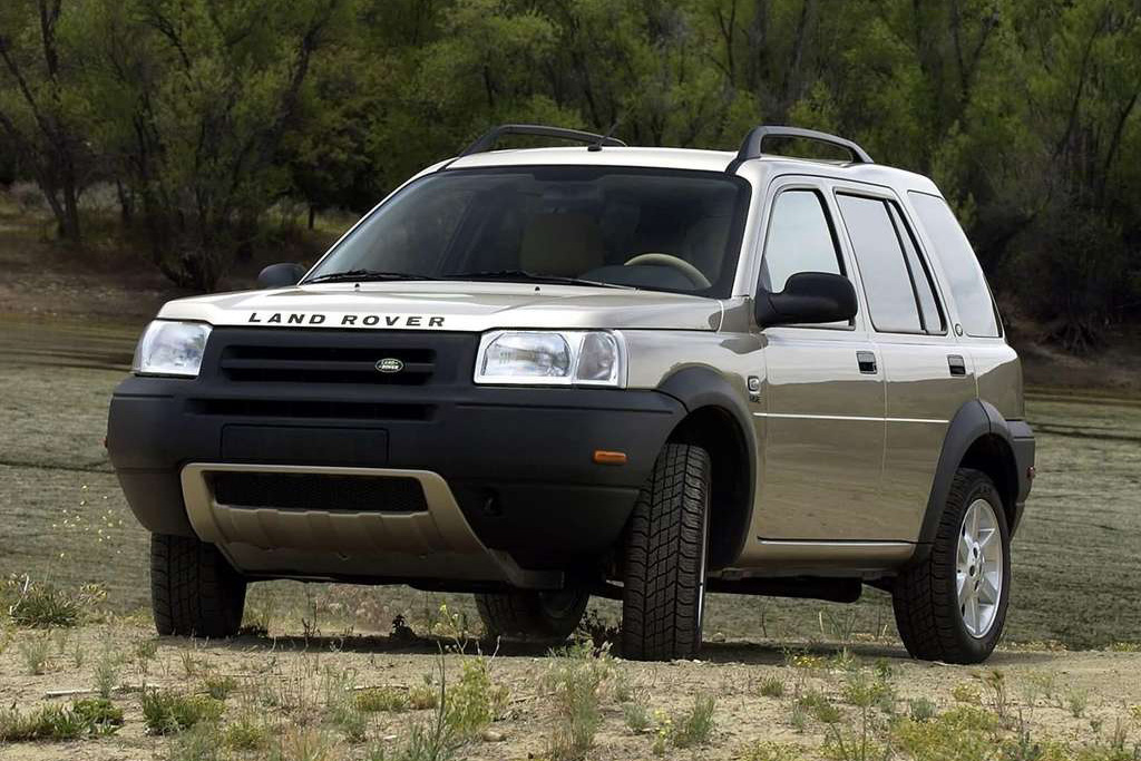 Land Rover Freelander 150 Desktop Backgrounds