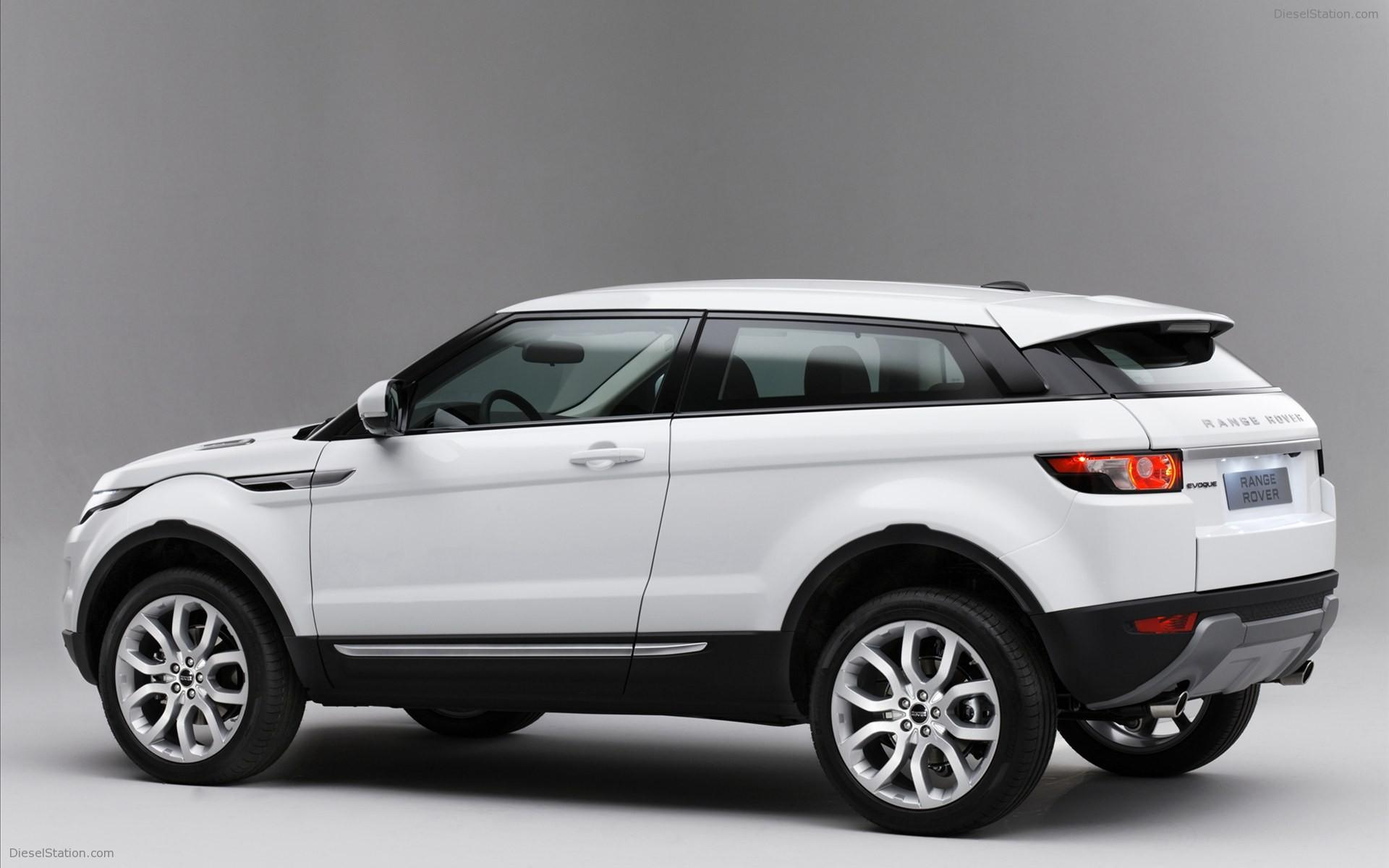 Land Rover Range Rover Evoque widescreen Wallpapers Desktop Download