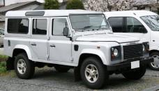 Beschreibung Land Rover Defender View Pose Desktop Backgrounds