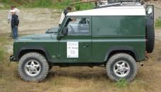Land Rover Defender 90 hardttop High Resolution Wallpaper Free