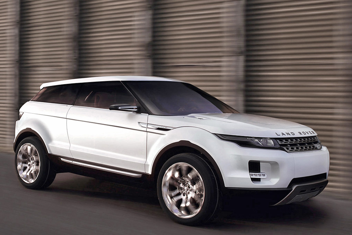 Land Rover LRX concept Exterieur Free Picture Download Image Of