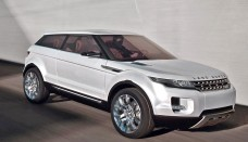 Land Rover LRX concept Exterieur Wallpapers Download