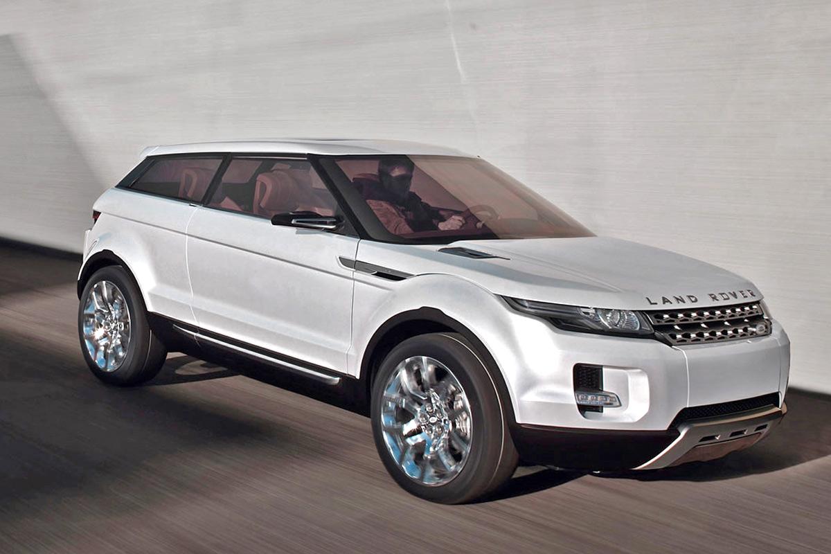 Land Rover LRX concept Exterieur Wallpapers Download
