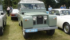 Land Rover Series Wallpaper Backgrounds