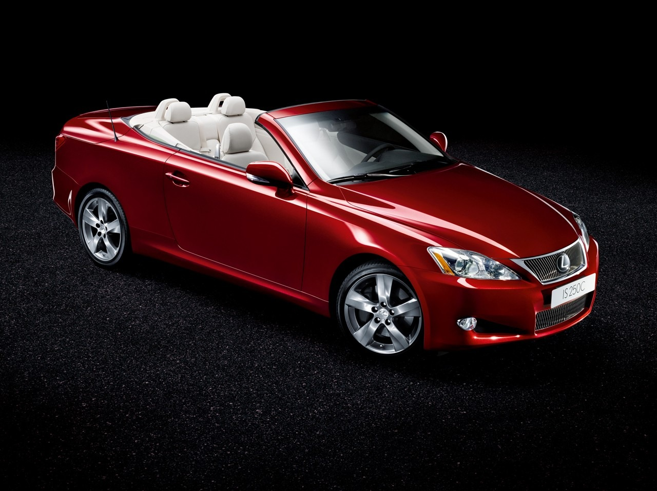 Lexus IS 250C Convertible Cars Pictures Amazing Desktop Backgrounds
