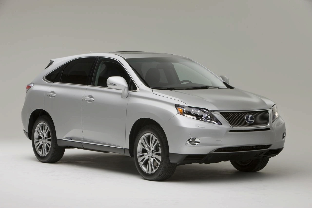 Lexus RX 450H Hybrid photo gallery Wallpapers Download
