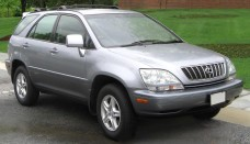 Lexus RX300 side Wallpaper Gallery Free