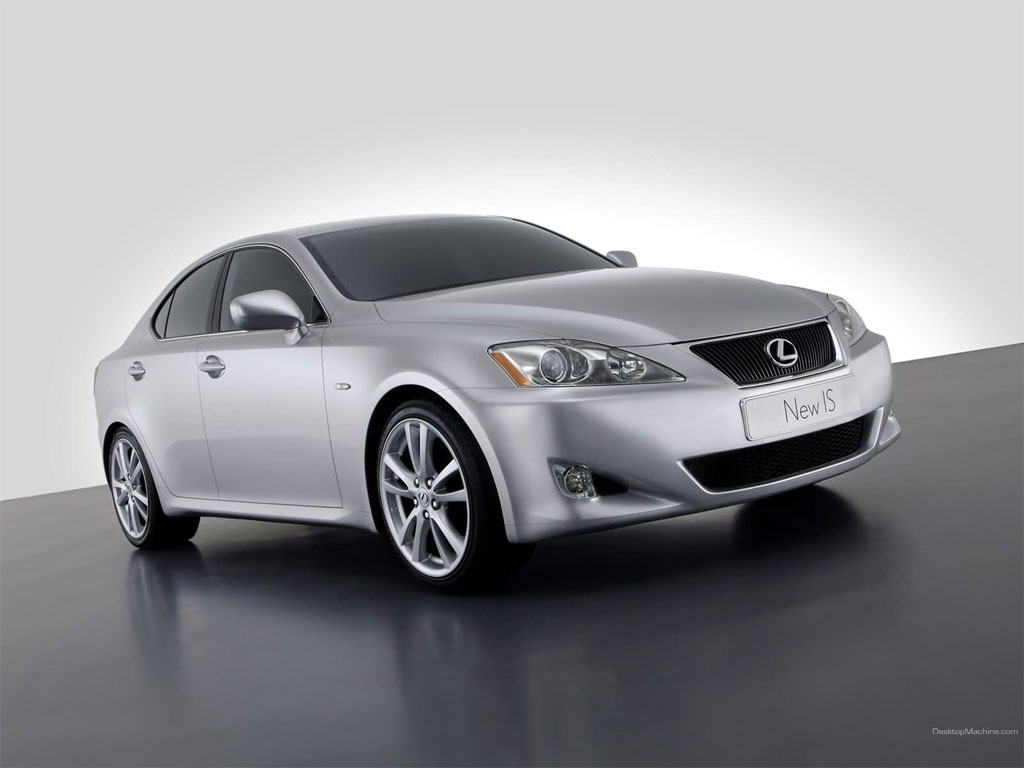 Lexus IS 250 duvar Wallpaper Gallery Free