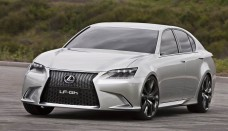 lexus lf gh concept photos vues exterieures interieur Cars Pictures Amazing Desktop Backgrounds
