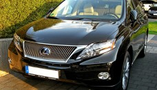Lexus RX450h III  front photo gallery Free Download Image Of