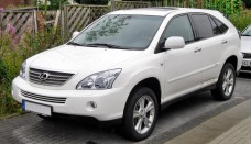 Lexus RX 400h front Wallpaper Gallery Free