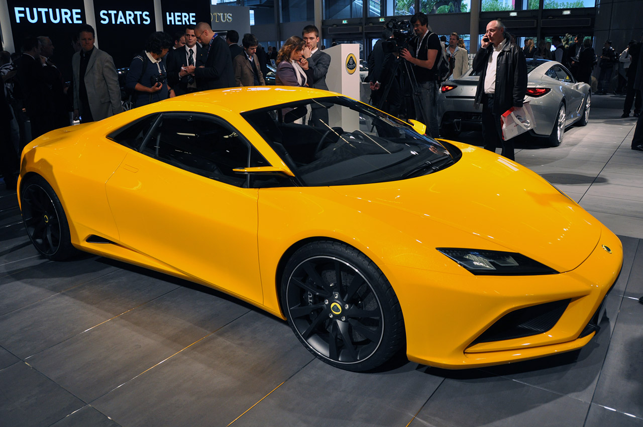 lotus elan concept with this yellow beast promises to deliver Desktop Backgrounds