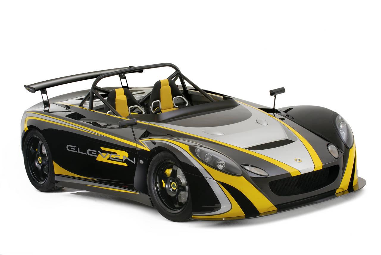 Lotus Eleven Roadster Wallpapers Download