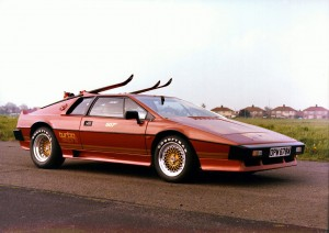 Lotus Turbo Esprit James Bond Wallpapers HD