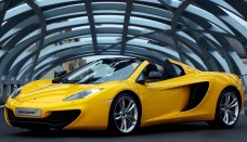 MCLAREN MP4-12C Spider Photo Gallery Desktop Backgrounds