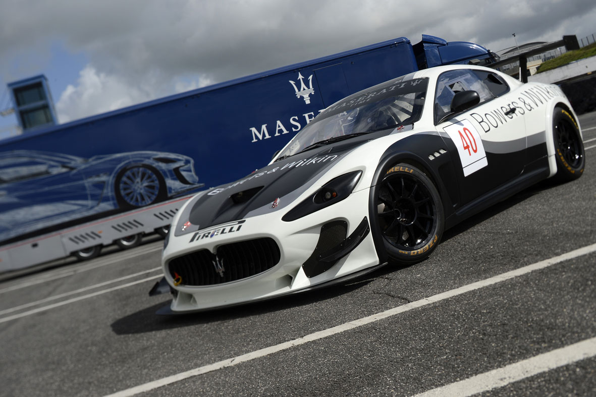 Maserati GranTurismo MC Trofeo World Series and Greg Tracy Race at Free Download Image Of