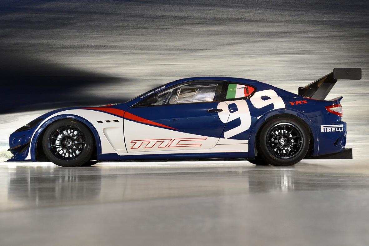 Maserati Trofeo MC World Series High Resolution Wallpaper Free