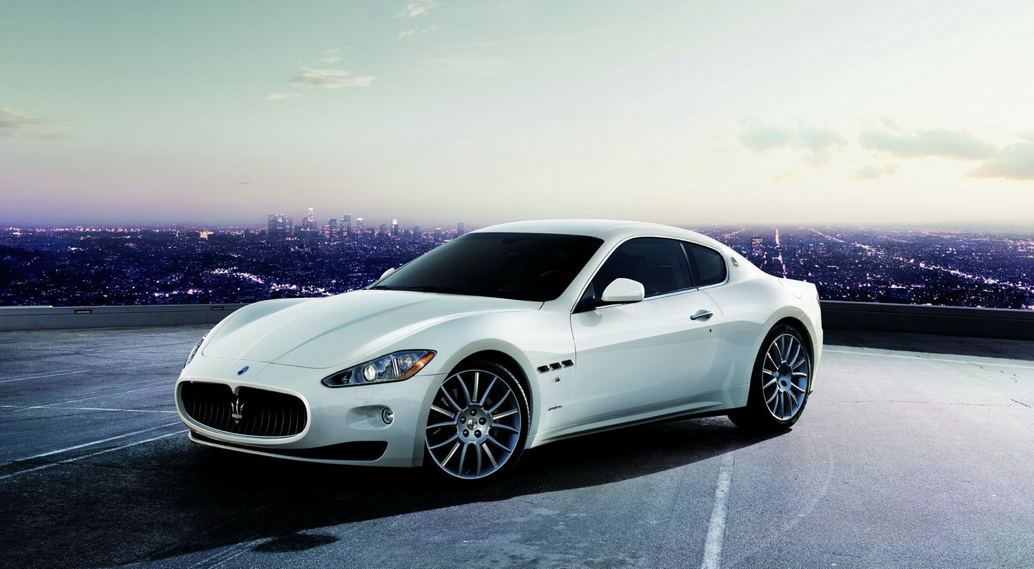 maserati granturismo S automatic Wallpapers HD