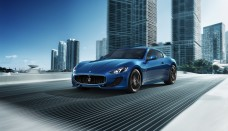 Maserati GranTurismo Sport Sail & Drive Experience Marina Ibiza High Resolution Wallpaper Free