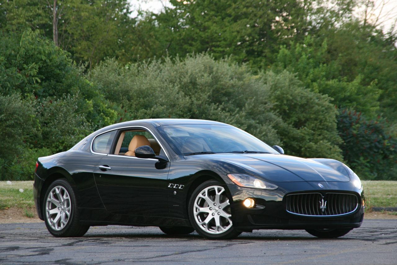 Maserati GranTurismo Picture High Resolution Wallpaper Free