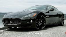 Maserati Granturismo on Ace Wheels Wallpapers Desktop Download