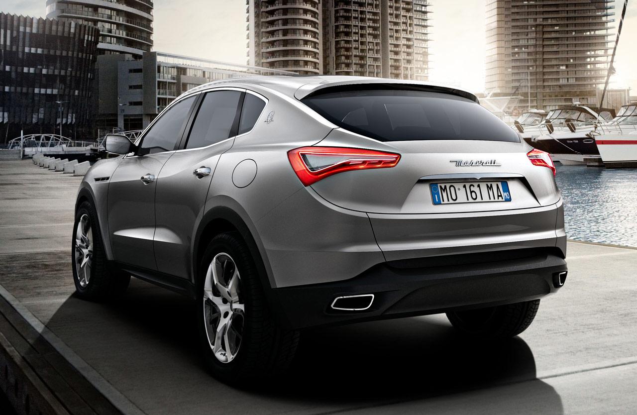 Maserati Kubang Auto Show Desktop Backgrounds free