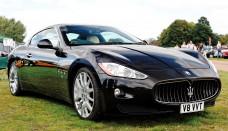 Maserati GranTurismo V8 Desktop Backgrounds