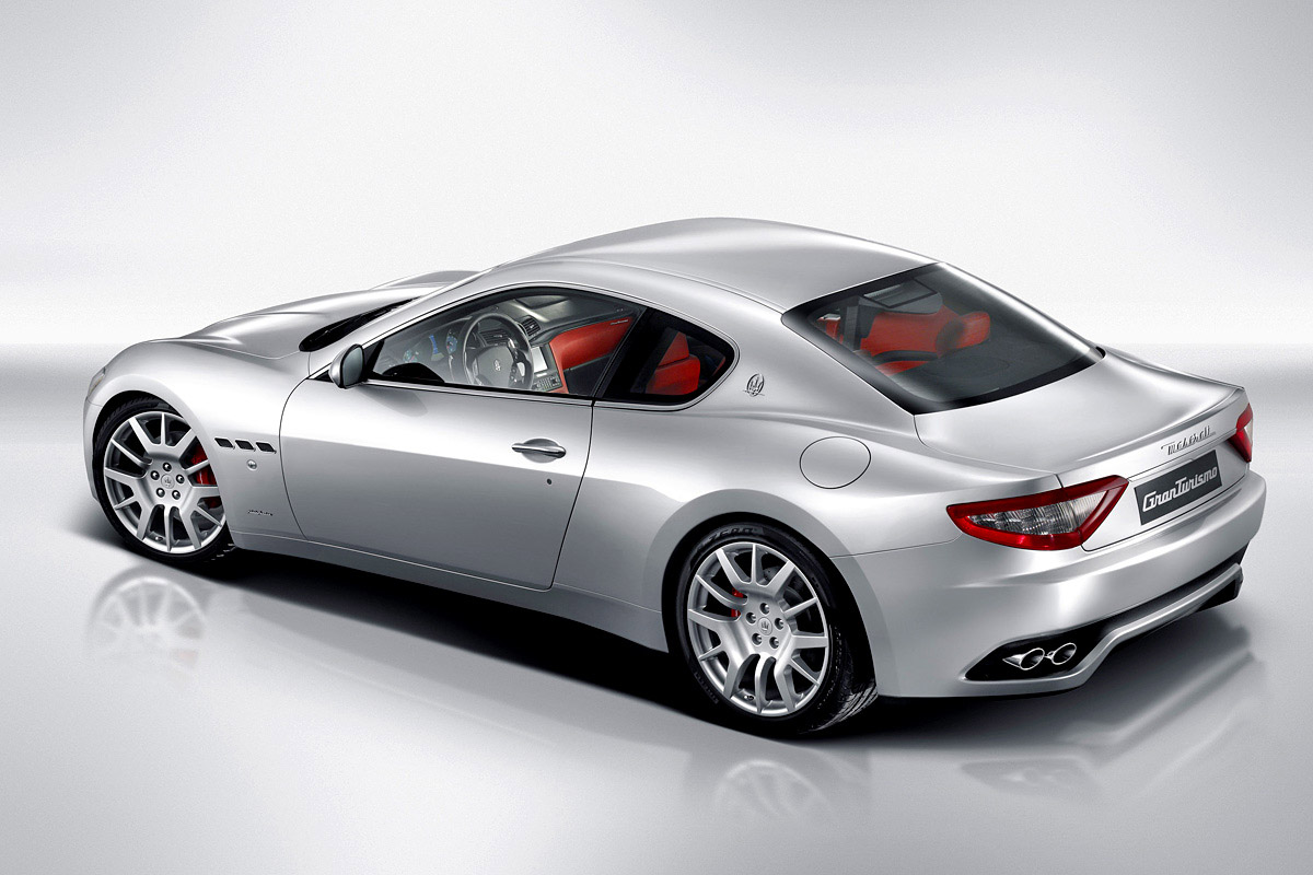 Maserati Gran Turismo Pictures Photos Images Desktop Download